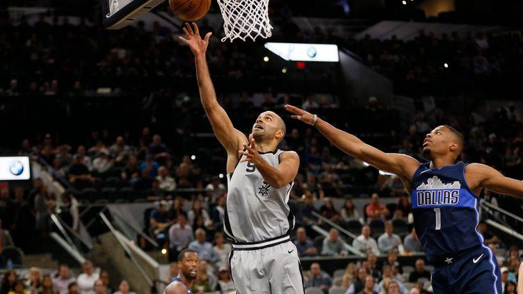 Tony Parker (San Antonio Spurs) de retour face à Dallas