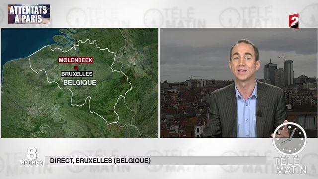La Belgique craint aussi des attentats après ceux de Paris