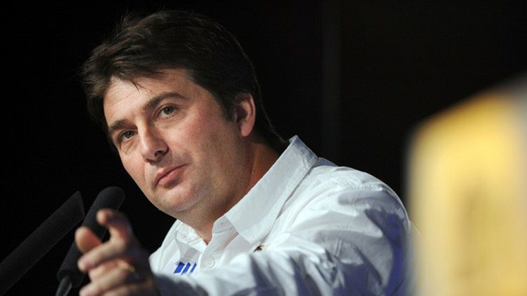 David Castéra.  (FRANCK FIFE / AFP)