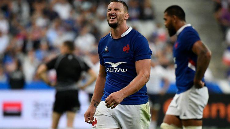 Louis Picamoles, le 30 août 2019. (LIONEL BONAVENTURE / AFP)
