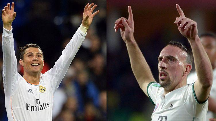 Ronaldo ou Ribéry ?