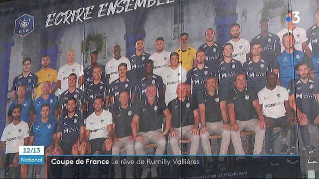 Coupe de France : le rêve de Rumilly-Vallières