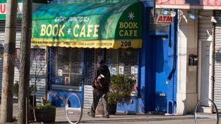 Une rue de Staten Island (MARK FAIRHURST / MAXPPP)