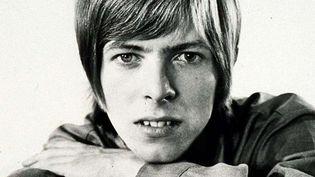 David Bowie en 1967, à 20 ans.  (Dezo Hoffmann / Rex Features / Sipa)