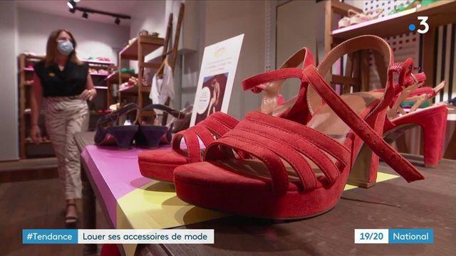 Mode : les Français se lancent dans la location d'accessoires vestimentaires
