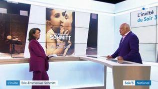 Eric-Emmanuel Schmitt (France 3)