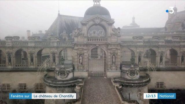 Chantilly, le château d'un prince au destin tragique