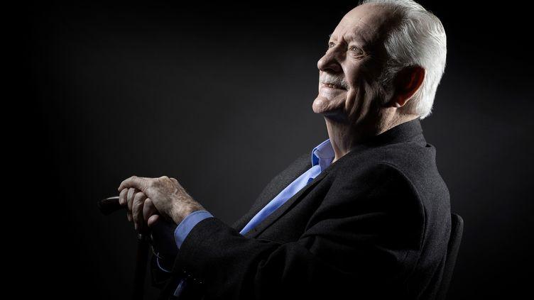 Pierre Bellemare est mort à l'âge de 88 ans (JOEL SAGET / AFP)