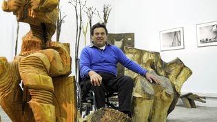 Jean-Paul Blachère - Mars 2011  (ANNE-CHRISTINE POUJOULAT / AFP)