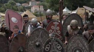 France 2 poursuit sa série sur les cuisines d'autrefois. Que mangeait-on au Moyen Âge et au temps de l'Empire romain ? (France 2)
