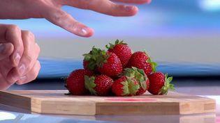 Alimentation : comment tirer le meilleur des fraises ? (France 2)