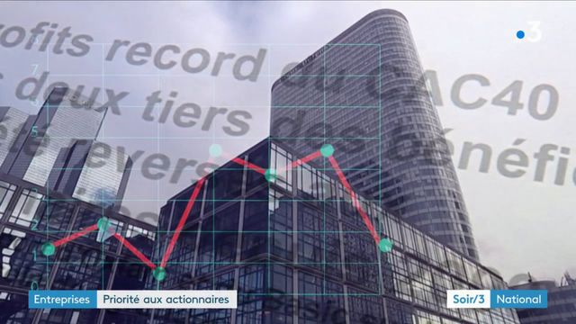 Les entreprises du CAC 40 gatent leurs actionnaires