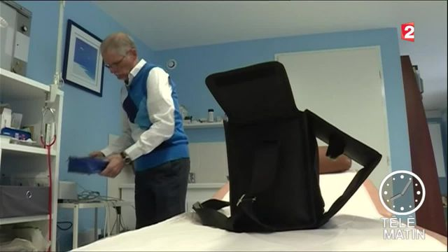 Déserts médicaux : pour trouver un successeur, le docteur Laine cède son cabinet gratuitement