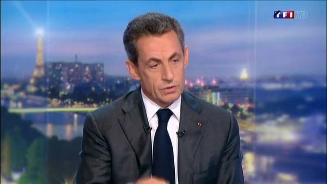 """""""Résidence surveillée"""" avec """"bracelet électronique"""" pour les radicalisés demande Sarkozy"""
