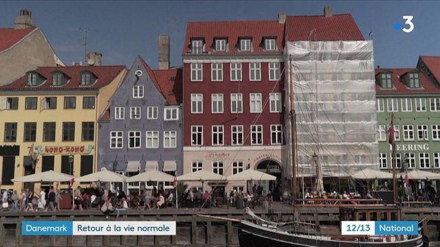 Covid-19 : le Danemark lève toutes les restrictions sanitaires
