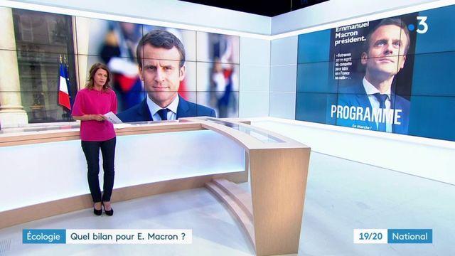 Écologie : quel bilan pour Emmanuel Macron ?