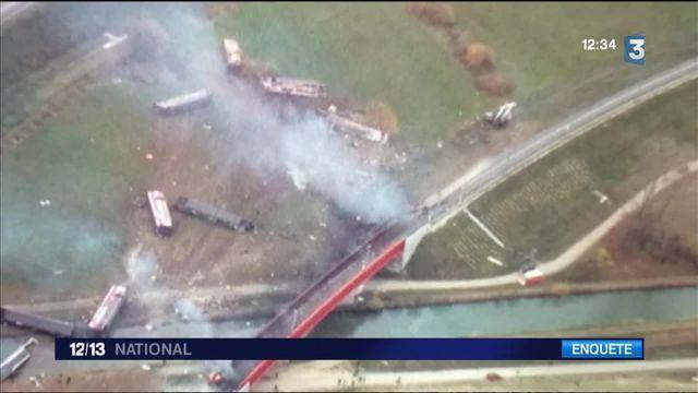 Accident du TGV Est : l'erreur humaine en cause