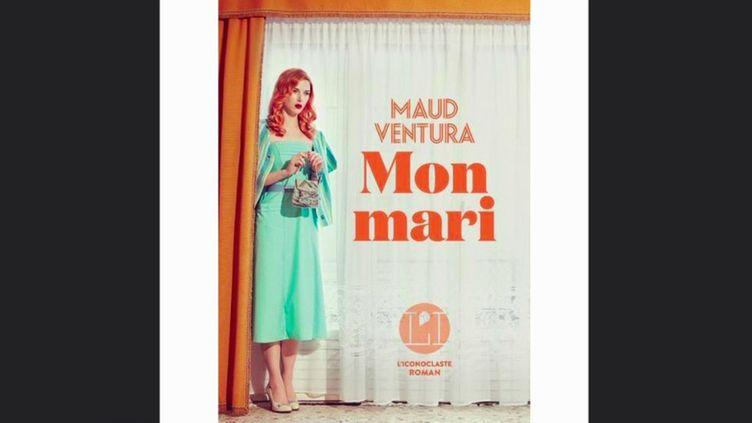 """Livre : """"Mon Mari"""", l'histoire d'amour d'""""elle"""" et """"lui"""" signée Maud Ventura (Capture d'écran franceinfo)"""