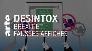Désintox. Royaume-Uni : la fausse photo d'un panneau anti-Brexit dans un supermarché montre une situation de pénurie bien réelle. (ARTE/2P2L)