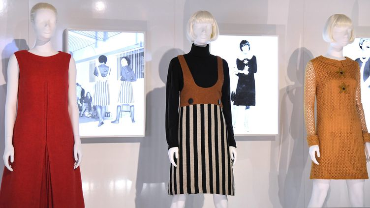 Expo Mary Quant à Londres, avril 2019  (Anthony Harvey/REX/Shutterstock/SIPA)