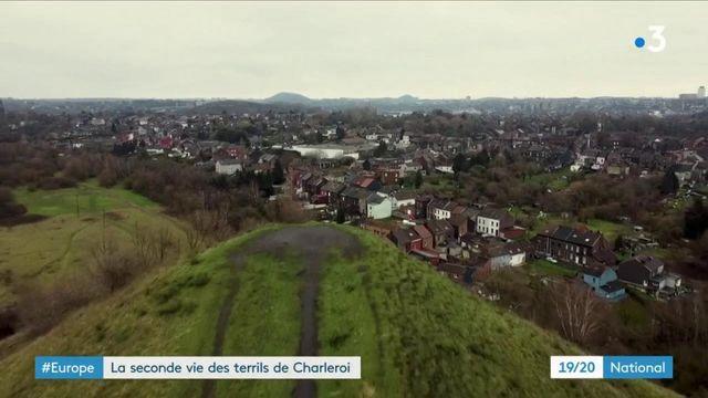 Belgique : la seconde vie des terrils de Charleroi
