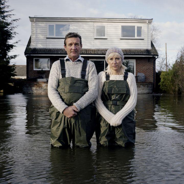 Les inondations (Gidéon Mendel)