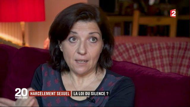 Harcèlement sexuel : la loi du silence ?