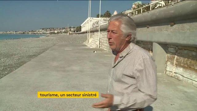 Le tourisme, secteur sinistré par le coronavirus