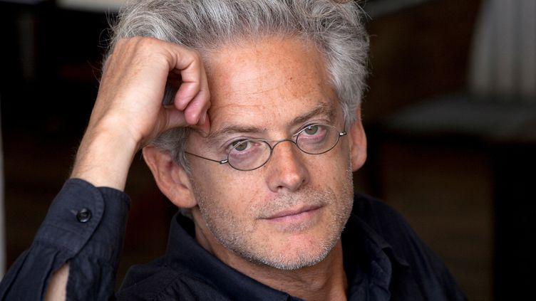 Le romancier Santiago H. Amigorena (Paris, 2012) (HELENE BAMBERGER)