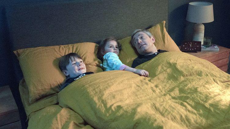 """Martin Freeman (Paul), """"éleveur' d'enfants dans Breeders. (FOX / PHOTO NUMÉRIQUE)"""