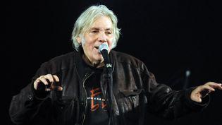Pierre Barouh en 2008.  (STEPHANE DE SAKUTIN / AFP)
