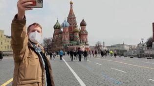 Russie: du tourisme vaccinal pour recevoir une dosedu vaccinSpoutnik V (France 2)
