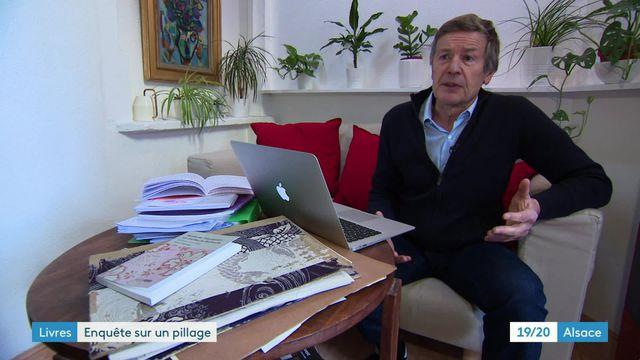 Un livre sur l'affaire du pillage du musée de l'impression sur étoffe de Mulhouse