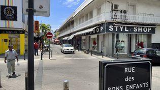 Rue des Bons Enfants à Saint-Pierre de La Réunion (Photo d'illustration). (RIEGER BERTRAND / HEMIS.FR / HEMIS.FR)