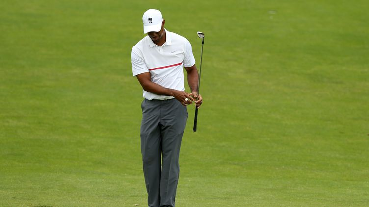 Tiger Woods  (ANDY LYONS / GETTY IMAGES NORTH AMERICA)