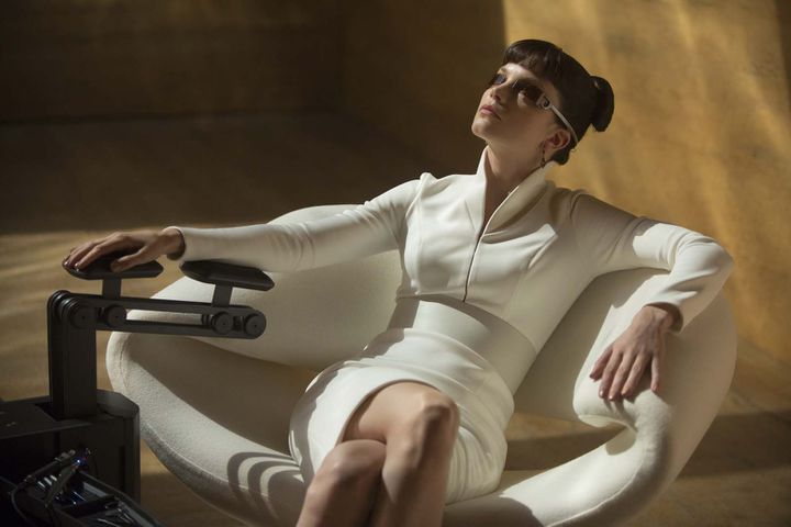 "Sylvia Hoeks dans ""Blade Runner 2049"" de Denis Villeneuve  (Sony Pictures / Warner Bros. Pictures )"