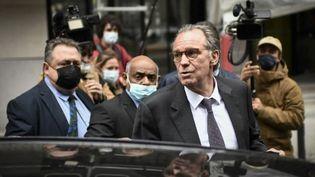Renaud Muselier, le 4 mai 2021, à Paris. (STEPHANE DE SAKUTIN / AFP)