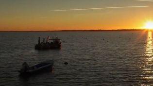 Charente-Maritime : l'Île d'Aix, un petit paradis sans coronavirus (CAPTURE ECRAN FRANCE 3)