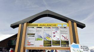 Le risque d'avalanches reste présent, notamment en Haute-Savoie, alors que les vacances scolaires d'hiver se poursuivent (illustration) (MAXPPP)