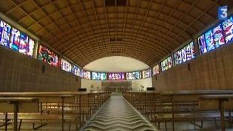 Les vitraux de Fernand Léger, sacre de la couleur et chemins de lumière  (Culturebox)