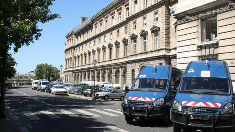 (La PJ parisienne, 36 quai des Orfèvres © RADIOFRANCE/ Dominique Loriou)