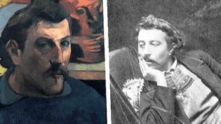 Paul Gauguin (1848-1903)  (Capture d'image France3/Culturebox)