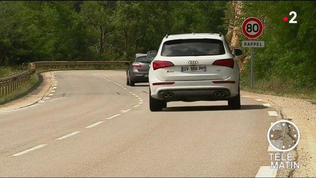 80 km/h : les sénateurs favorables à ce que les départements décident