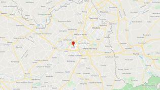 Lille, dans le département du Nord. (GOOGLE MAPS)