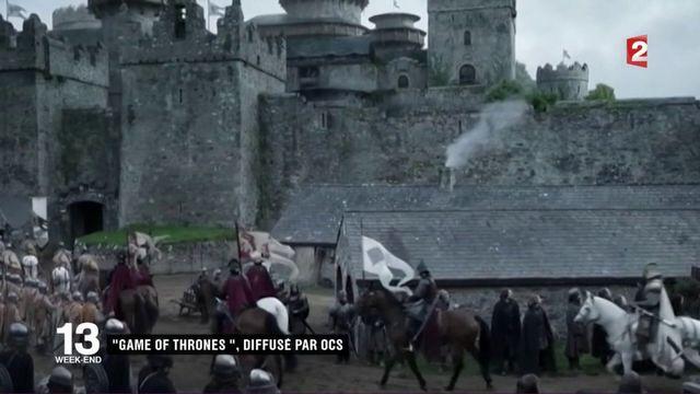 "Irlande du Nord : sur les traces de ""Game of Thrones"""
