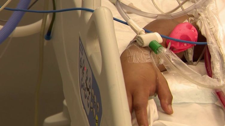 Martinique : afflux important de jeunes patients Covid en réanimation, le CHU sous tension (France 3)