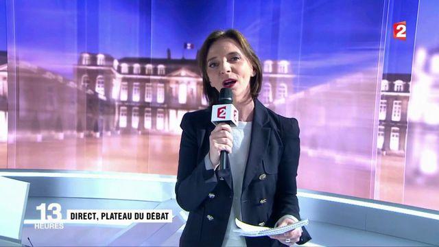 FR2 13h Présidentielle : décryptage du plateau télé où les candidats vont s'affronter