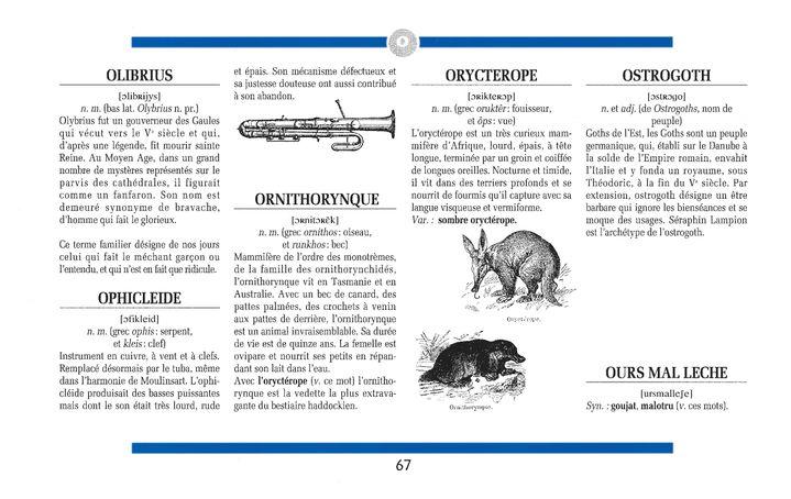 """""""Le Haddock illustré, intégrale des jurons du Capitaine Haddock"""", d'Albert Algoud (page 67) (CASTERMAN)"""