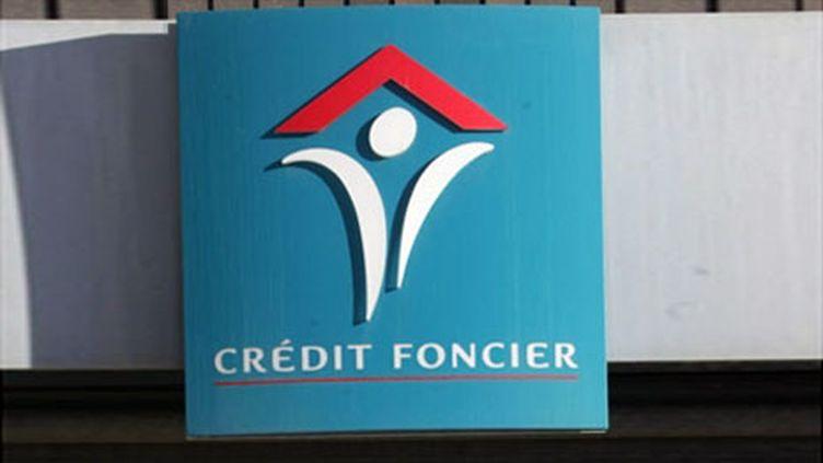 Enseigne du Crédit Foncier (AFP / Dominique Faget)