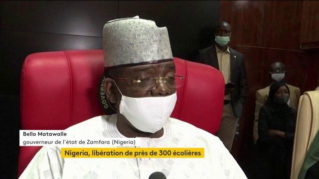 Nigéria : les 300 écolières kidnappées ont été libérées
